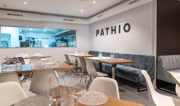 Restaurante Pathio, cocina mediterránea divertida y sin complejos
