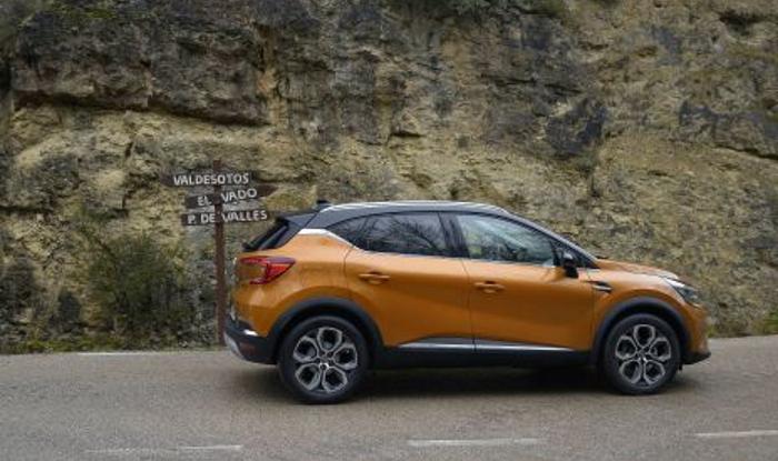 Renault lanza Nuevo Captur: la renovación de un best seller made in Spain