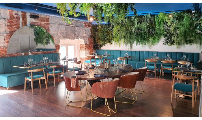 Bocanegra, dos propuestas gastronómicas diferentes en un mismo espacio
