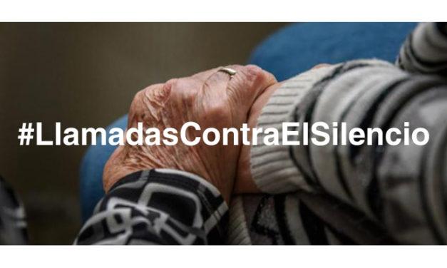Únete y colabora con #LlamadasContraelSilencio