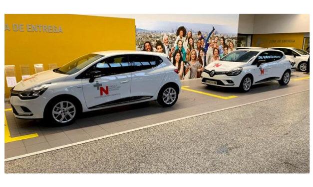 Renault dona 7.000 fundas de asientos y 10.000 pares de guantes para colaborar contra el COVID-19