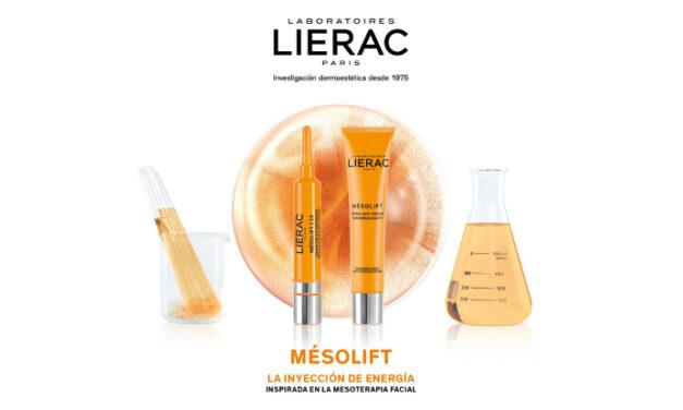 Mésolift, de Lierac, el nuevo tratamiento antifatiga que necesita tu piel