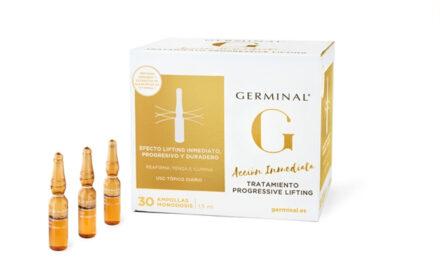 Germinal Progressive Lifting, piel un 90 % más firme en 28 días