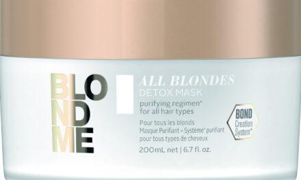El cabello rubio, más hidratado, luminoso y cuidado que nunca con Schwarzkopf Professional