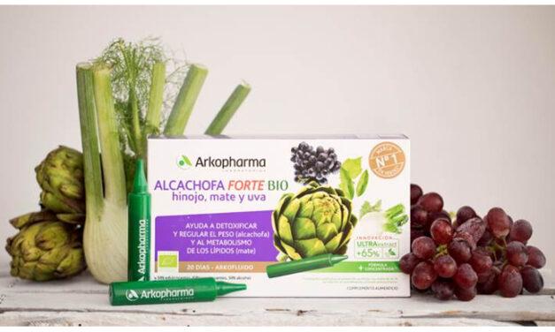 El extracto de hojas de alcachofa, todo beneficios