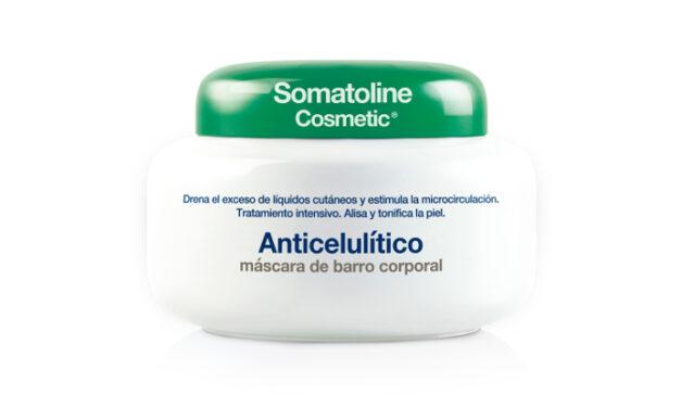 Somatoline Anticelulítico máscara de barro lucha contra la celulitis