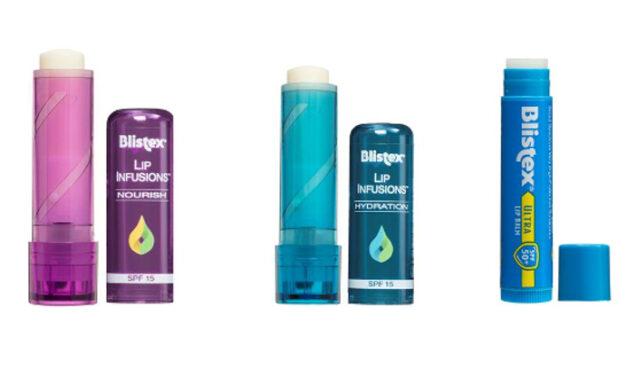 Blistex Lip Infusions: bálsamos de labios naturales para una experiencia sensorial