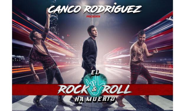 Canco Rodríguez estrena 'El rock & roll ha muerto'