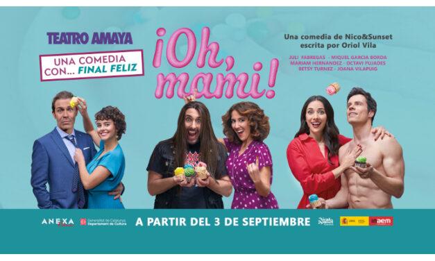 Oh Mami!, la comedia más divertida de este otoño
