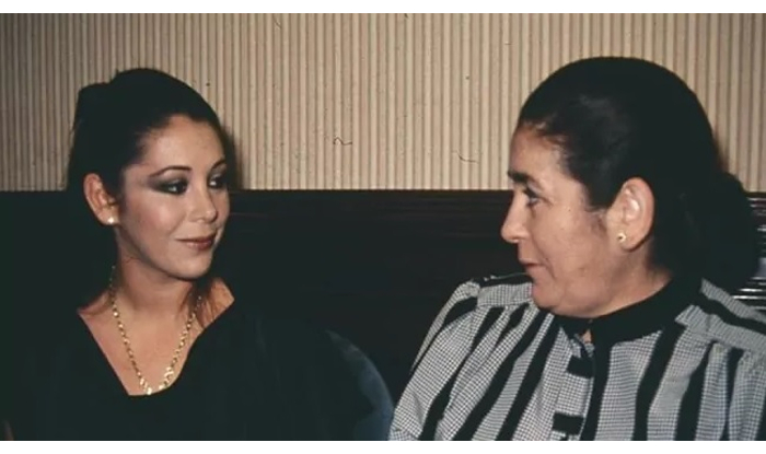 Muere la madre de Isabel Pantoja, Ana Martín, a los 90 años