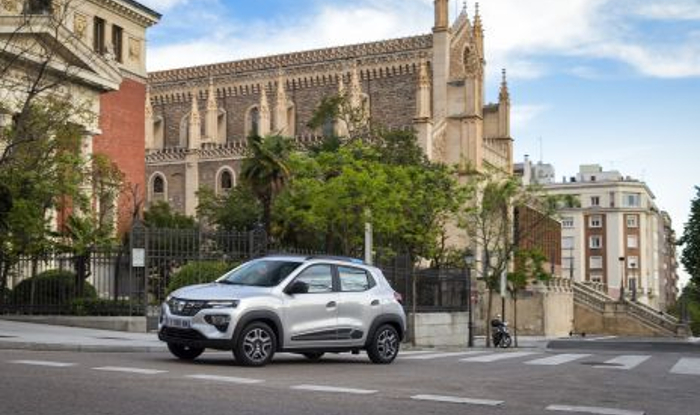 Dacia acude al VEM con Spring, el eléctrico más asequible del mercado